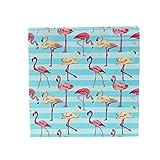 Servietten Flamingo