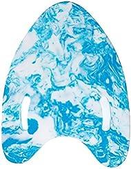 Planche Enfants Adultes PLanche Piscine EVA Aide à la Formation Natation - 34 * 33 * 3.5cm, Bleu