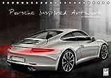Porsche inspired Artwork by Reinhold Art´s (Tischkalender 2018 DIN A5 quer): In Digital-Painting interpretierte Porsche Fahrzeuge als Kalender ... [Dec 04, 2015] Autodisegno, Reinhold