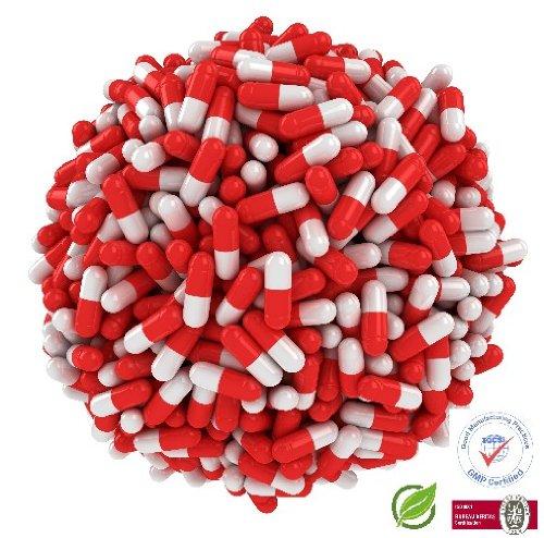 psoriasisex-1000-capsule-di-gelatina-dura-taglia-2-rosso-bianco