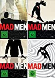 Mad Men Staffel 1-4 (16 DVDs)
