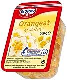 Dr.Oetker Orangeat gewürfelt, 8er Pack (8 x 100 g)