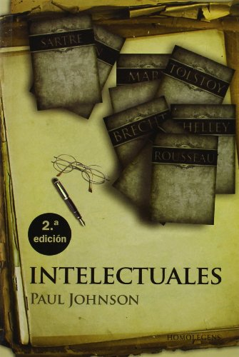 Intelectuales por Paul Johnson