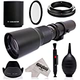 Super 500 mm/1000 mm f/8 Manual Teleobjetivo