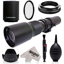 Super 500mm/1000mm f/8Manual Teleobjetivo