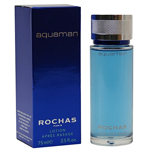 Rochas Aquaman After Shave Lotion 75ml (Man)