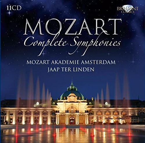 Box Mozart Set (Mozart: Sämtliche Symphonien)