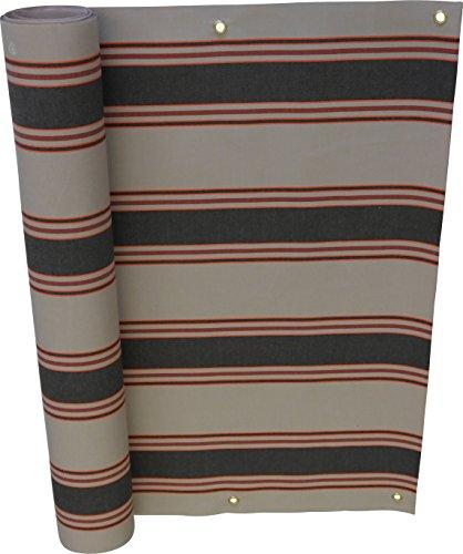 angerer-brise-vue-design-no-1700-marron-75-cm-longueur-6-mtre