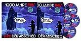 1000 Jahre EAV Live - Der Abschied (Ltd. Buchedition)