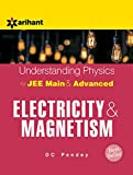 Understanding Physics For JEE Main & Advanced Electricity & Magnetism (English) price comparison at Flipkart, Amazon, Crossword, Uread, Bookadda, Landmark, Homeshop18