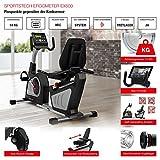 Sitzheimtrainer ES600 Profi Ergometer Sportstech Info