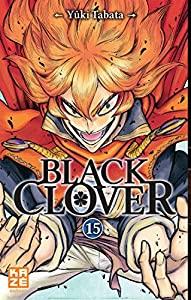 Black Clover Edition simple Tome 15