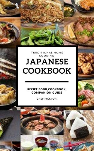 The Best Japanese CookBook: 20 Delicious Japanese Recipes (English Edition)