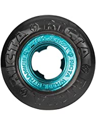 Ruedas Ricta: Nyjah Huston All Star Black (53 mm)