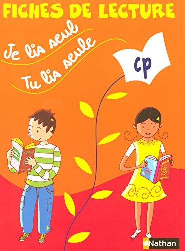Je lis seul, tu lis seule CP