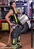 Feuerwehrkalender 2016 (Wandkalender 2016 DIN A3 hoch): Heiße Frauen in Feuerwehr - Einsatzsituationen (Monatskalender, 14 Seiten) (CALVENDO Menschen) Test