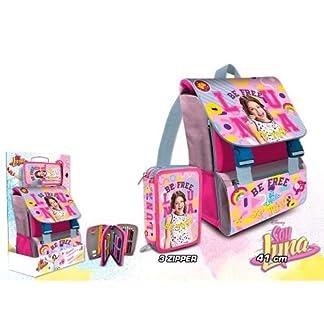 Soy Luna-Soy Mochila (Kids Euroswan SL17231)