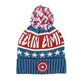 Made in Trade–2200001590–Mütze–Capitan America–Einheitsgröße