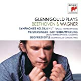 Glenn Gould Collection Vol.11 - Glenn Gould plays Beethoven & Wagner: Sinfonie Nr. 5, Siegfried-Idyll, Meistersinger & Götterdämmerung (Ausschnitte/Klaviertranskriptionen)