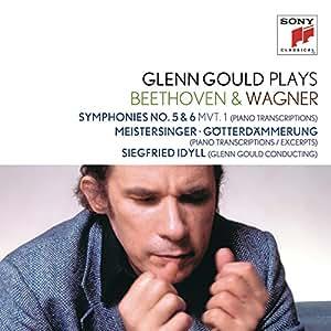 Glenn Gould plays Beethoven & Wagner