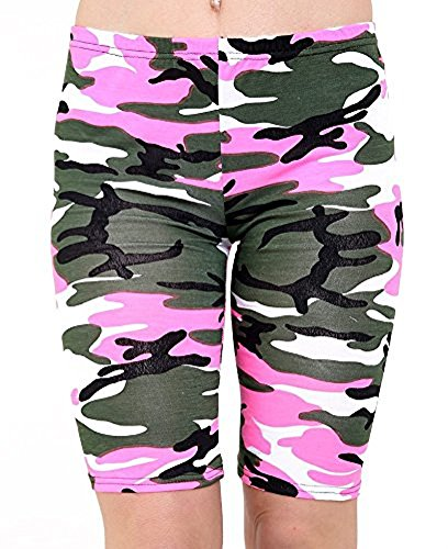 Comfiestyle - Short - Femme Neon Camouflage