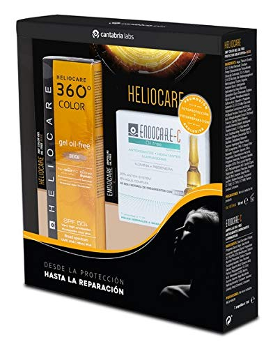 Pack Heliocare 360° Color Gel Oil Free SPF 50+ |