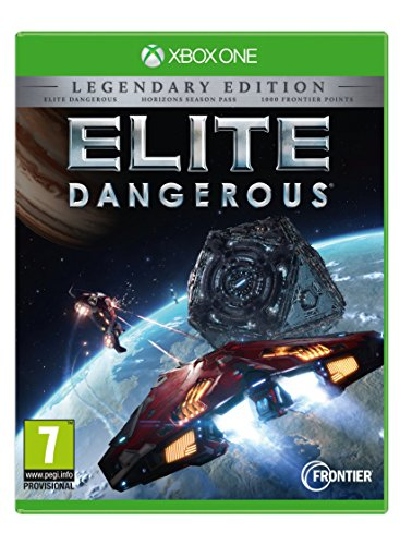 Elite Dangerous - Legendary Edition - Xbox One [Importación italiana]