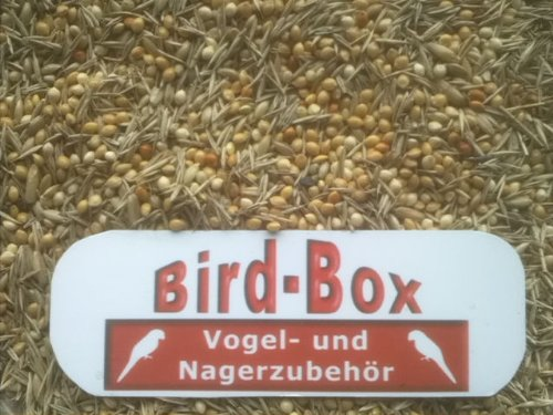 Bird-Box Wellensittich Diätmischung Inhalt 5 kg