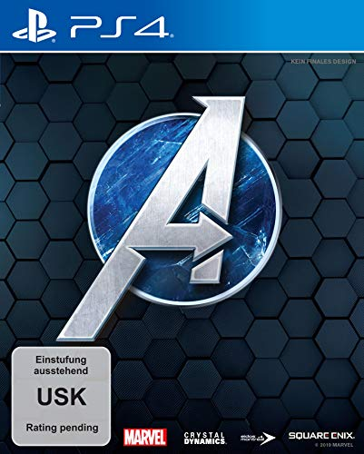 Marvel\'s Avengers - Standard Edition - [PlayStation 4]