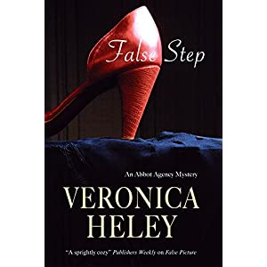 False Step (An Abbot Agency Mystery)