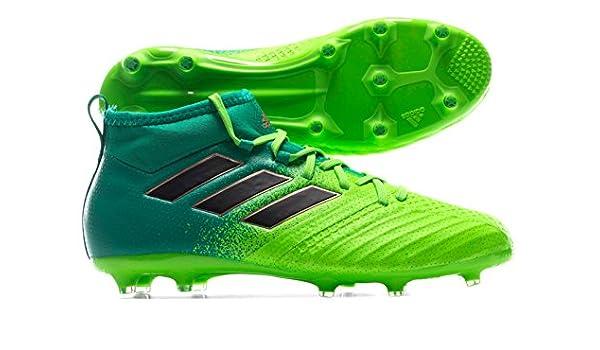 adidas Ace 17.1 Primeknit Kids FG Football Boots Solar
