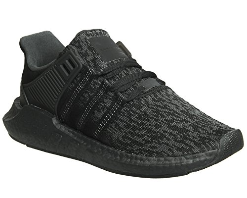 adidas EQT Support 93/17 By9512, Chaussures de Fitness Homme Noir (Negbas/Negbas/Ftwbla)