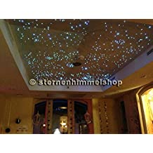 Cielo Estrellas Fibra Óptica RGB LED 5 W Lampara Downlight empotrable Luz Efecto de Iluminación 240 Puntos de luz