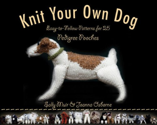 Black Dog Books-Knit Your Own Dog