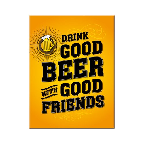 nostalgic-art-14355word-up-drink-good-beer-metal-magnetic-8x6cm-8x-6x-02cm