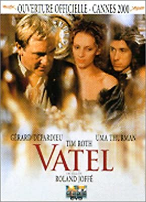 Vatel [DVD] by Gérard Depardieu