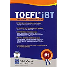 Total Prepkit for the TOEFL IBT (1CD audio MP3)