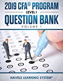 2019 CFA Level 1 Question Bank - Volume 1