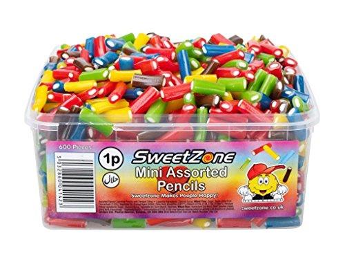 sweetzone-100-halal-mini-assorted-liquorice-pencils-with-fondant-filling-600-pieces-mix-of-strawberr