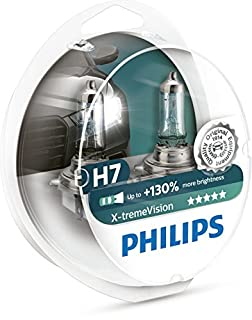 Philips 12972XV+S2 Lámpara Halógena para Coche H7, 55 W, hasta 3500K, 2 Unidades (B00NMEEV9W) | Amazon price tracker / tracking, Amazon price history charts, Amazon price watches, Amazon price drop alerts