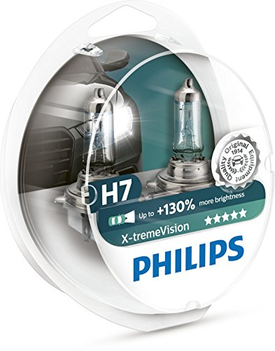 Philips 12972XV+S2 X-tremeVision +130%(Verpackung) Scheinwerferlampe H7 Set (Vw-performance Parts)
