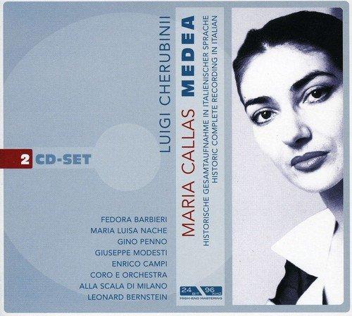 Luigi Cherubini: Medea (Gesamtaufnahme)