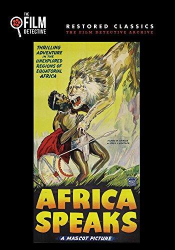 Preisvergleich Produktbild Africa Speaks (The Film Detective Restored Version)