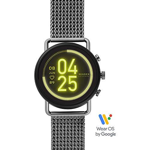 Smartwatch Skagen Falster 3 Gunmetal Gauge Maille Milano SKT5200