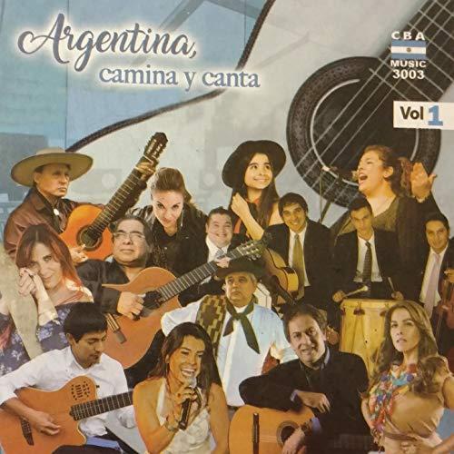 Argentina Camina y Canta, Vol. 1 Vario-cam