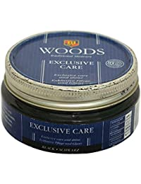 Woods Cream Polish BLACK (WD1219BLACKEC100ML)