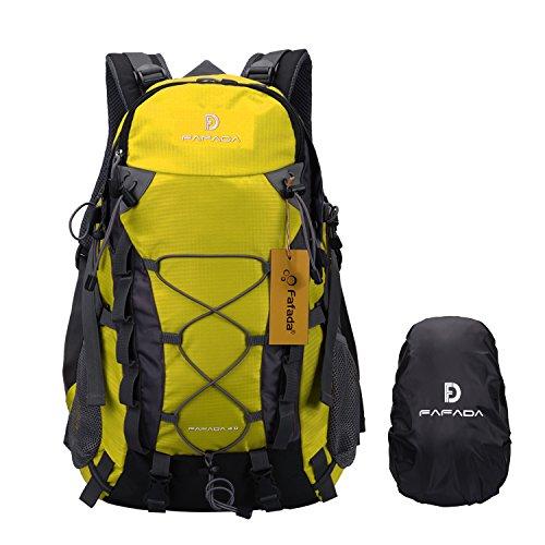 Fafada 40L, zaino da escursionismo o da campeggio impermeabile