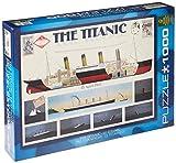 The Titanic 1000 Piece Puzzle