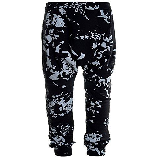 BEZLIT -  Pantaloni sportivi  - relaxed - Basic - ragazzo nero 16 anni