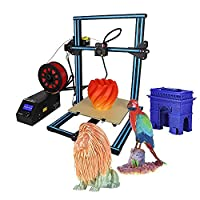 Creality CR-10S 3D Printer High precision industrial support Multi Filament Large size 300 * 300 * 400mm include PLA Filament/8G SD Card/Tool